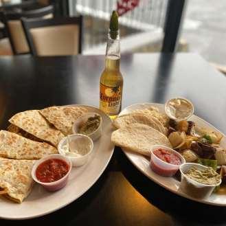 Quesadillas & Tacos