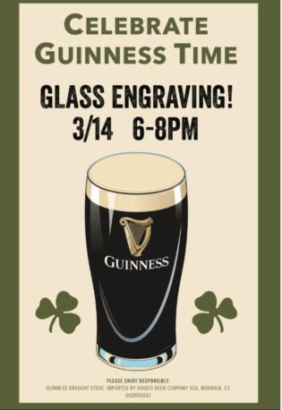 Guinness Engravin
